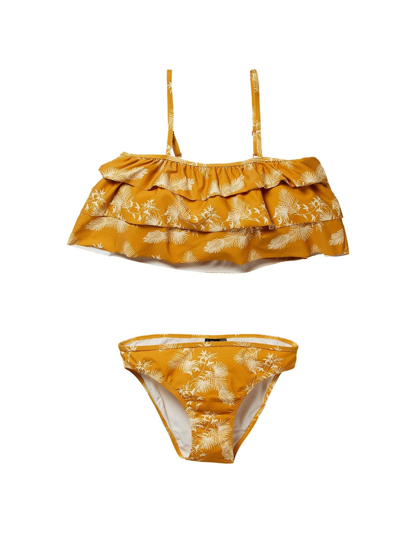 LEVV Levv meisjes bikini Nanne Mustard Leaves