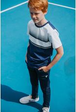 Bellaire Bellaire jongens t-shirt Kurty Navy Blazer