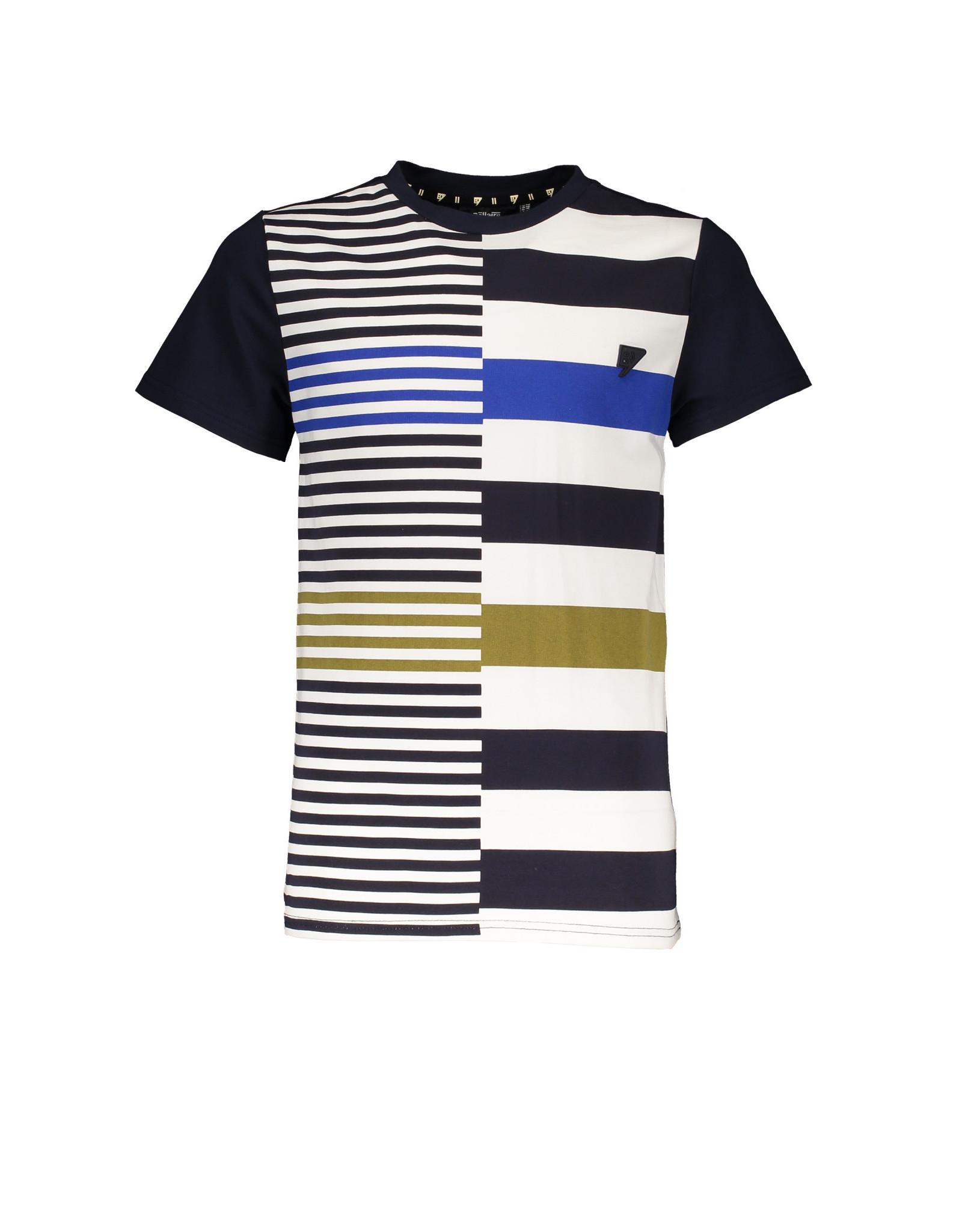Bellaire Bellaire jongens t-shirt Kore Navy Blazer