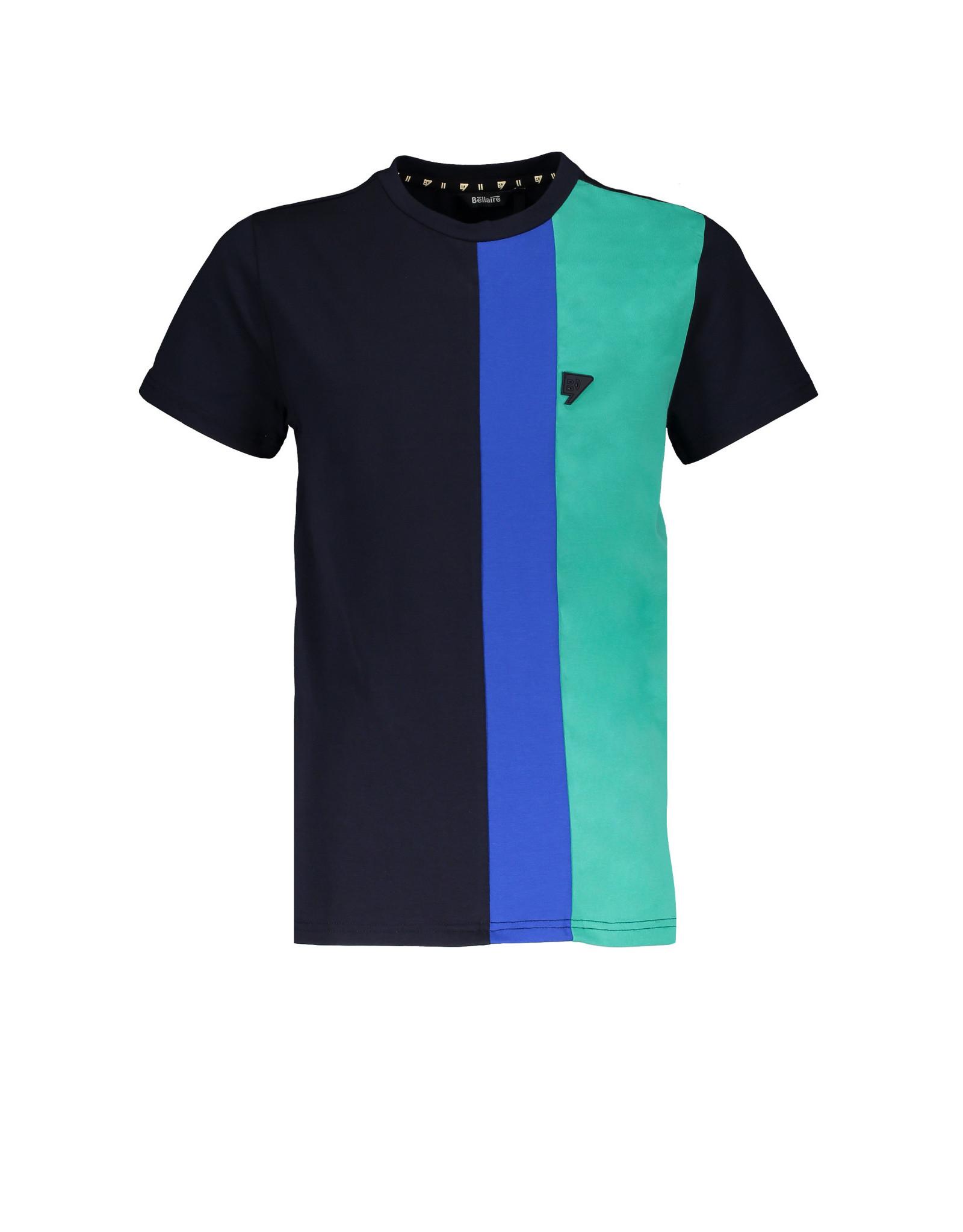 Bellaire Bellaire jongens t-shirt Kuro Navy Blazer