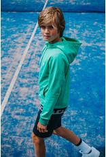 Bellaire Bellaire jongens korte joggingbroek Shiny Navy Blazer