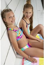 Just Beach Just Beach meiden reversible bikini Tropical Palms