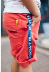 Quapi jongens korte joggingbroek Arend Vintage Red