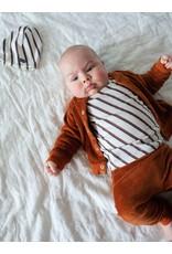 Quapi Quapi newborn baby jongens mutsje Noud Multi Stripe