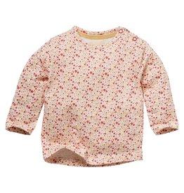 Quapi Quapi newborn baby meisjes shirt Nellie Multicolor Dot