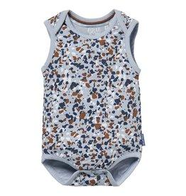 Quapi Quapi newborn baby jongens romper Nordin Baby Blue Spots