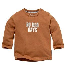 Quapi Quapi newborn baby jongens shirt Nathan Rust