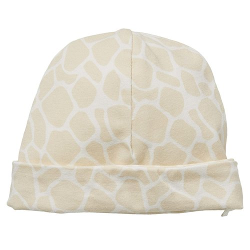 Quapi Quapi newborn baby meisjes mutsje Noori Sand Giraffe