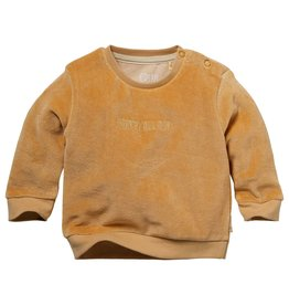 Quapi Quapi newborn neutraal sweater Nante Sand