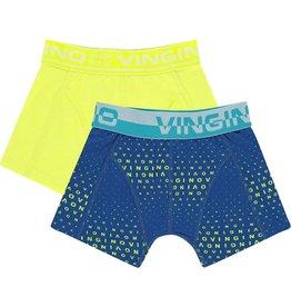 Vingino Vingino jongens ondergoed boxers 2-pack Letter
