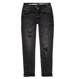 Vingino Vingino jongens jeans Alfons Black Vintage W21