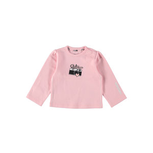4President 4President baby meisjes shirt Talia Pink