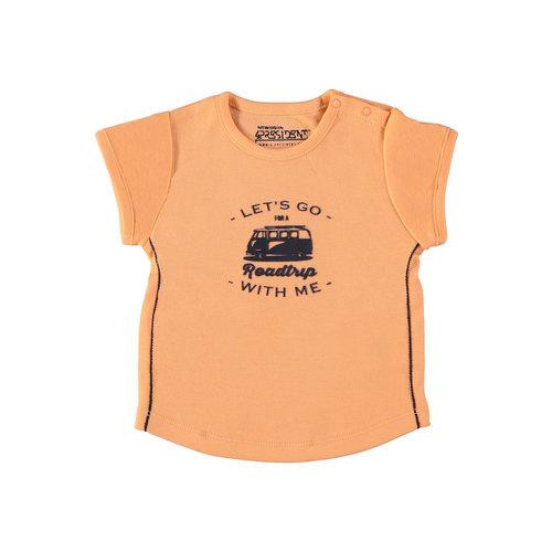 4President 4President baby jongens t-shirt Jack Orange