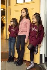 DJ Dutchjeans DJ Dutchjeans meisjes sweater Future Faded Pink