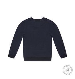 Koko Noko Koko Noko jongens Bio Cotton sweater Neill Navy
