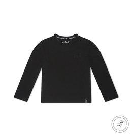 Koko Noko Koko Noko jongens Bio Cotton shirt Nate Black