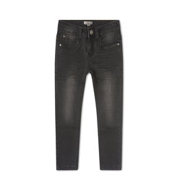 Koko Noko Koko Noko jongens Bio Cotton jeans Nox Black
