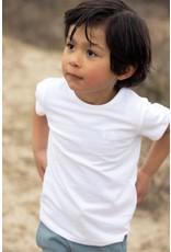 Koko Noko Koko Noko jongens Bio Cotton t-shirt Nigel White