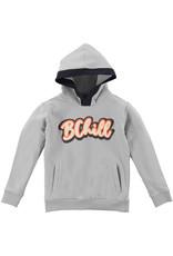 B'Chill B'Chill jongens hoodie Aron Grey