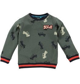 B'Chill B'Chill jongens sweater Marc Green