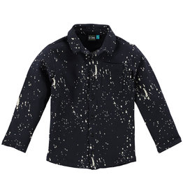 B'Chill B'Chill jongens blouse Nathan Navy