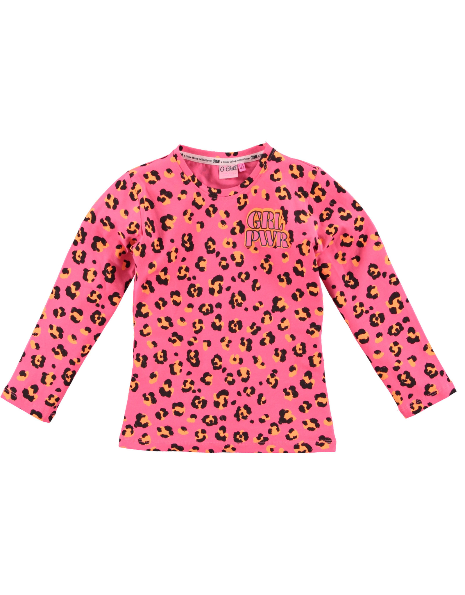 O'Chill O'Chill meiden shirt Amelie Pink