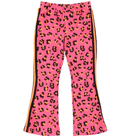 O'Chill O'Chill meiden flaired pants Angelique Pink