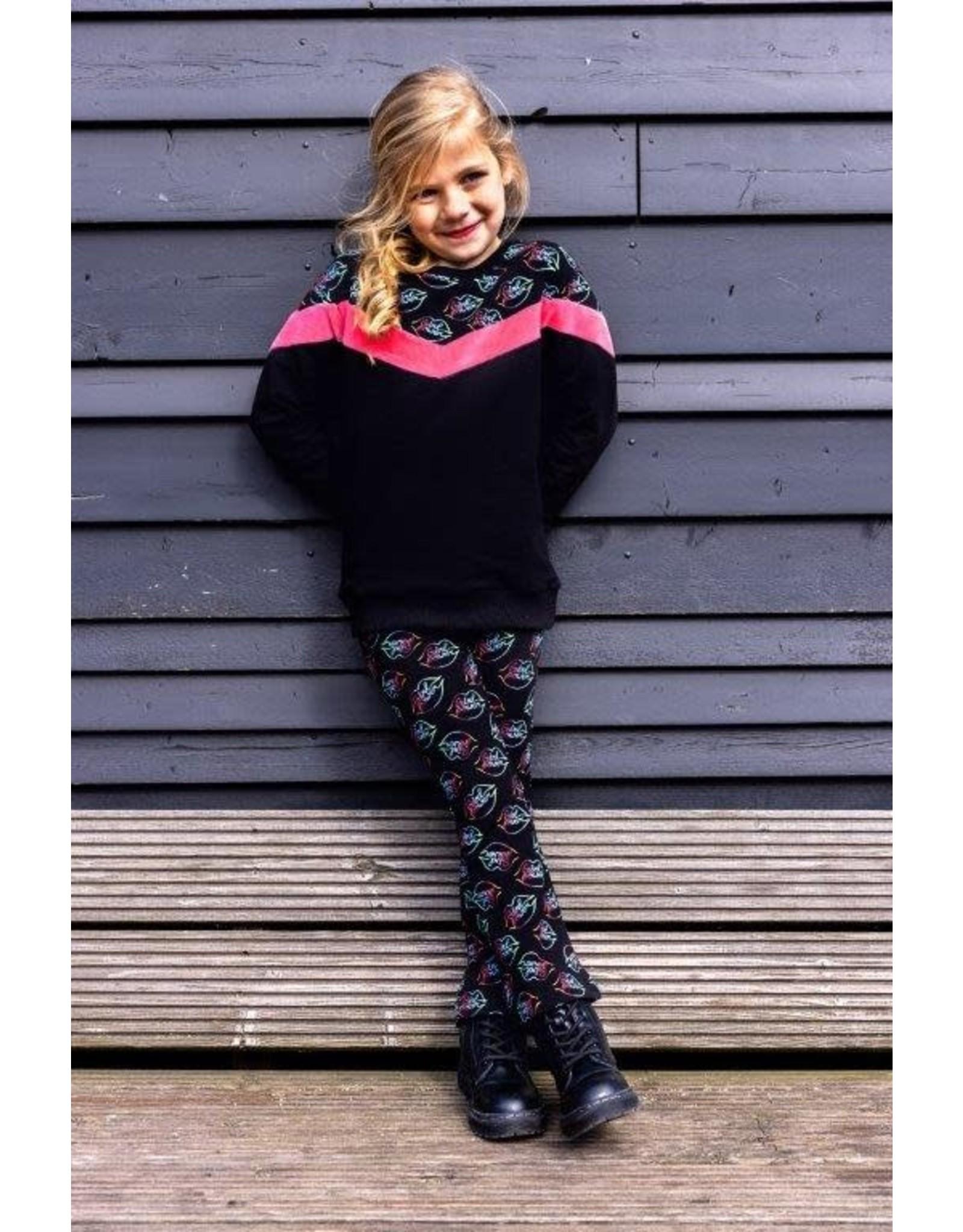 O'Chill O'Chill meiden legging Birgit Black
