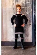 O'Chill O'Chill meiden jurk Emma Black