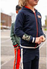 B'Chill B'Chill jongens vest Ivo Navy