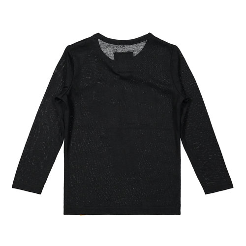 Koko Noko Koko Noko meisjes shirt Adventure Black