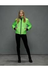 Elle Chic Elle Chic meiden winterjas Brooklyn Electric Lime