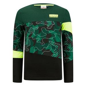 RETOUR Retour jongens shirt Thomas Dark Green