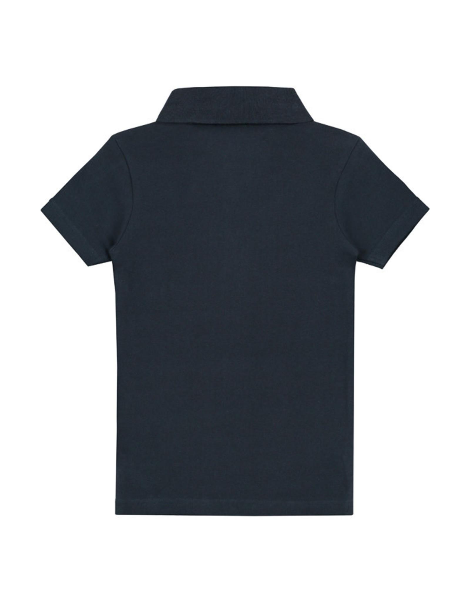 LEVV Levv jongens polo t-shirt Dark Navy