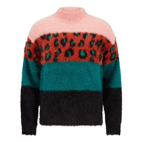 RETOUR Retour meiden sweater Desi Brique