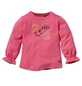 Quapi Quapi baby meisjes shirt Lente Pink Candy