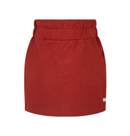 Daily7 Daily7 meisjes Paperbag rok Barn Bordeaux