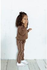 Daily7 Daily7 meisjes joggingbroek Brown Sugar