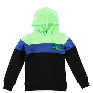 B'Chill B'Chill jongens hoodie Valentijn Black