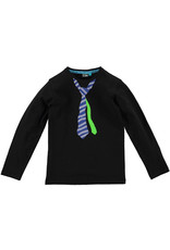 B'Chill B'Chill jongens shirt Tom Black