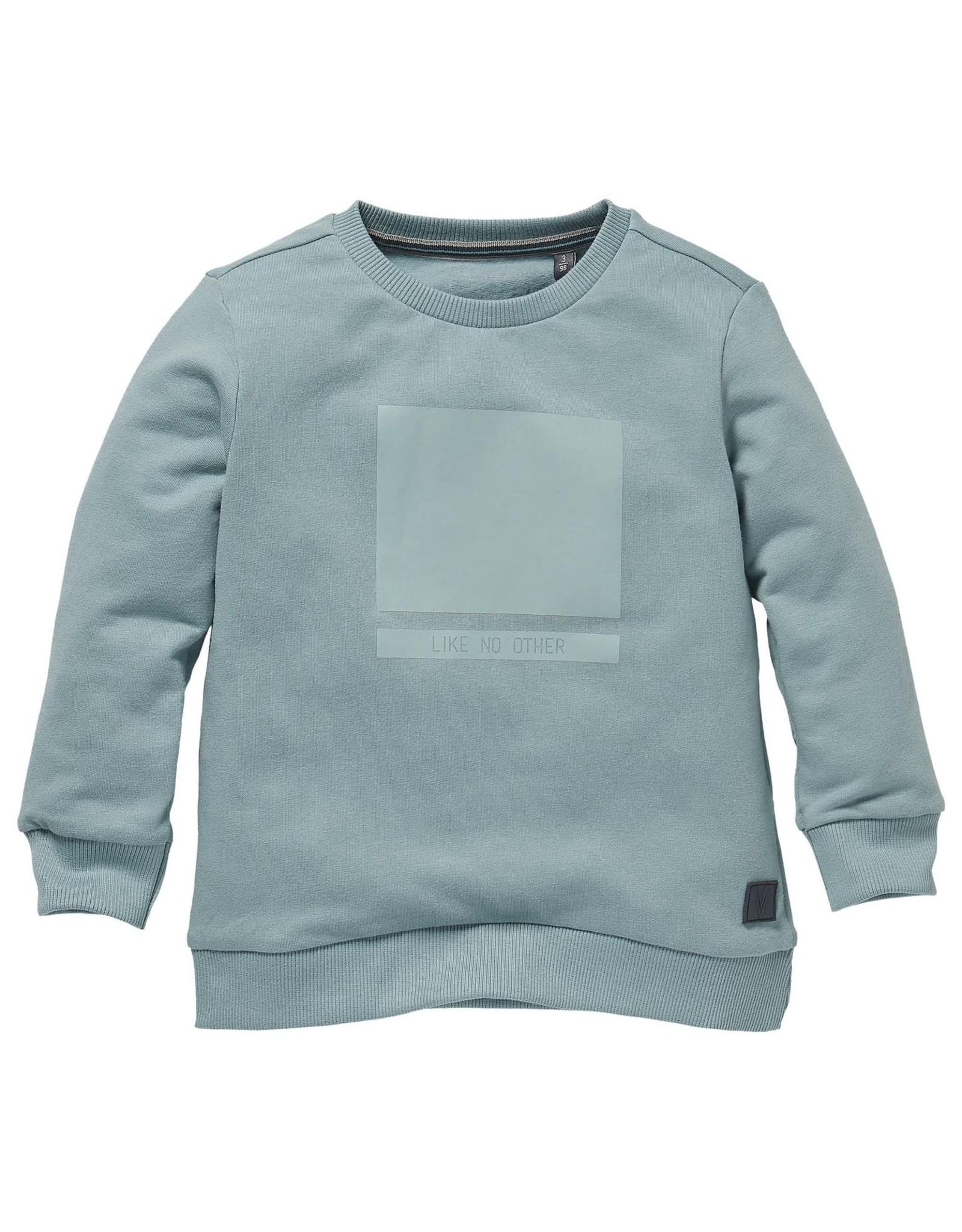 LEVV Levv jongens sweater Sergio Blue Mist