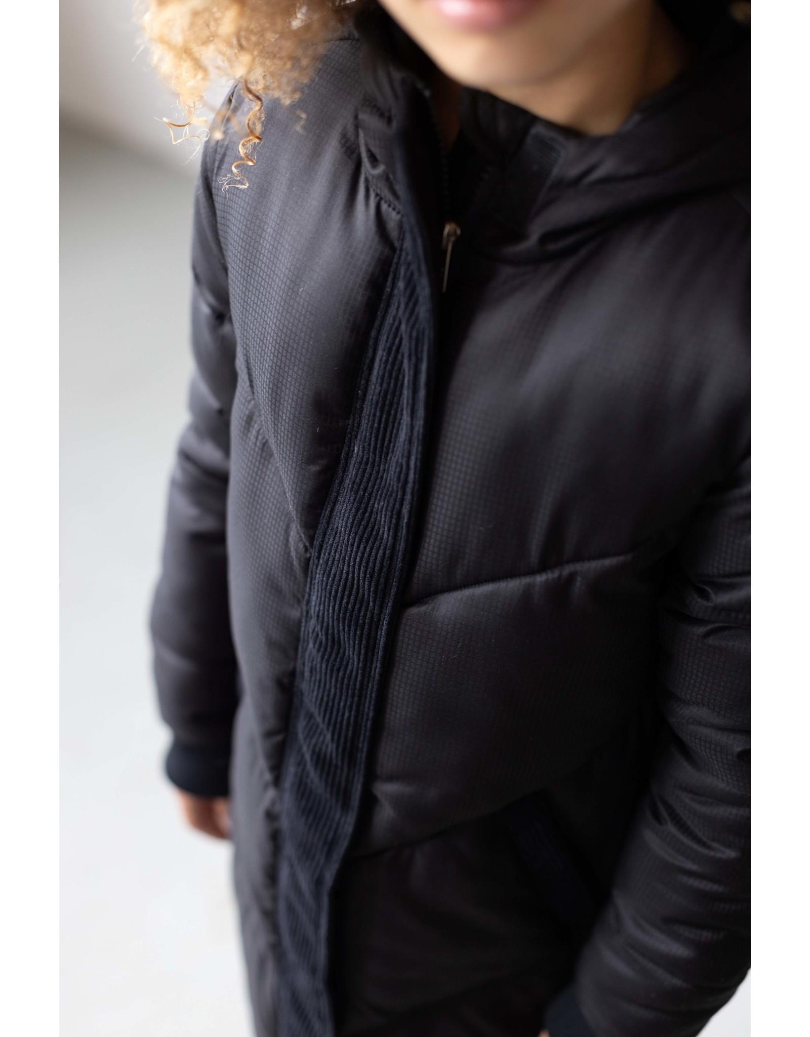 LEVV Levv meiden winterjas Rianne Black