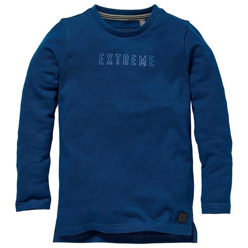 LEVV Levv jongens shirt Sander Blue Sea