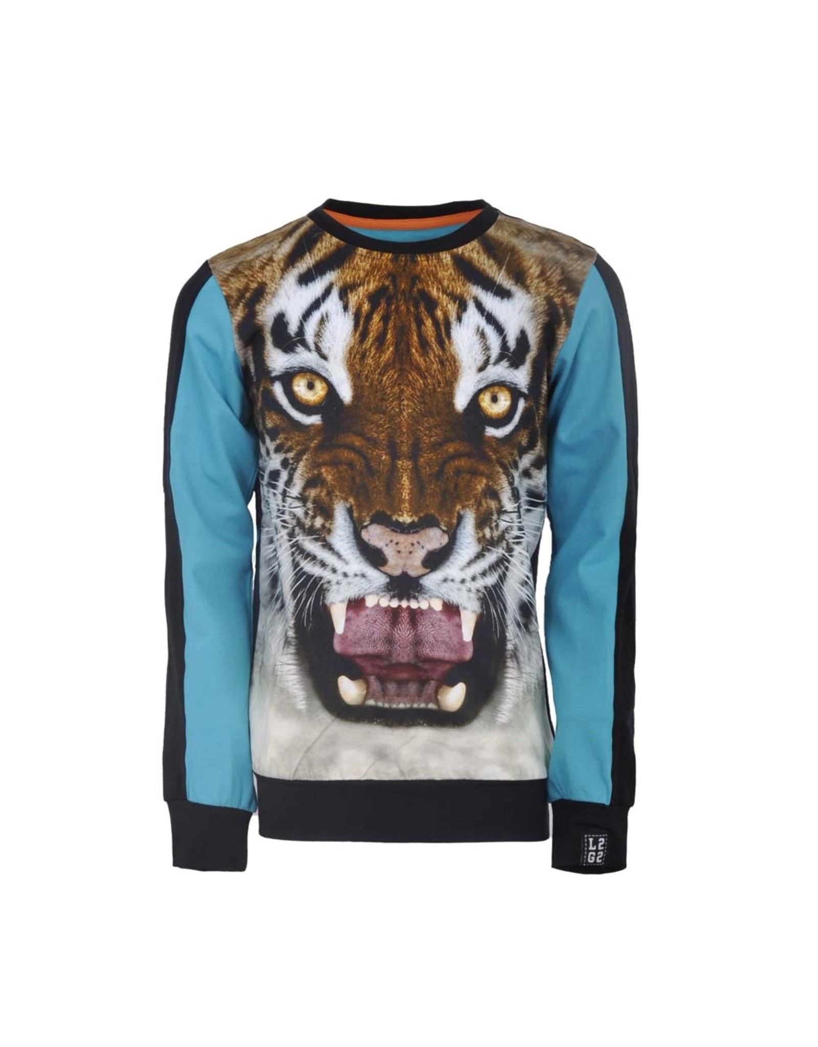 Legends Legends jongens sweater David Denim Blue