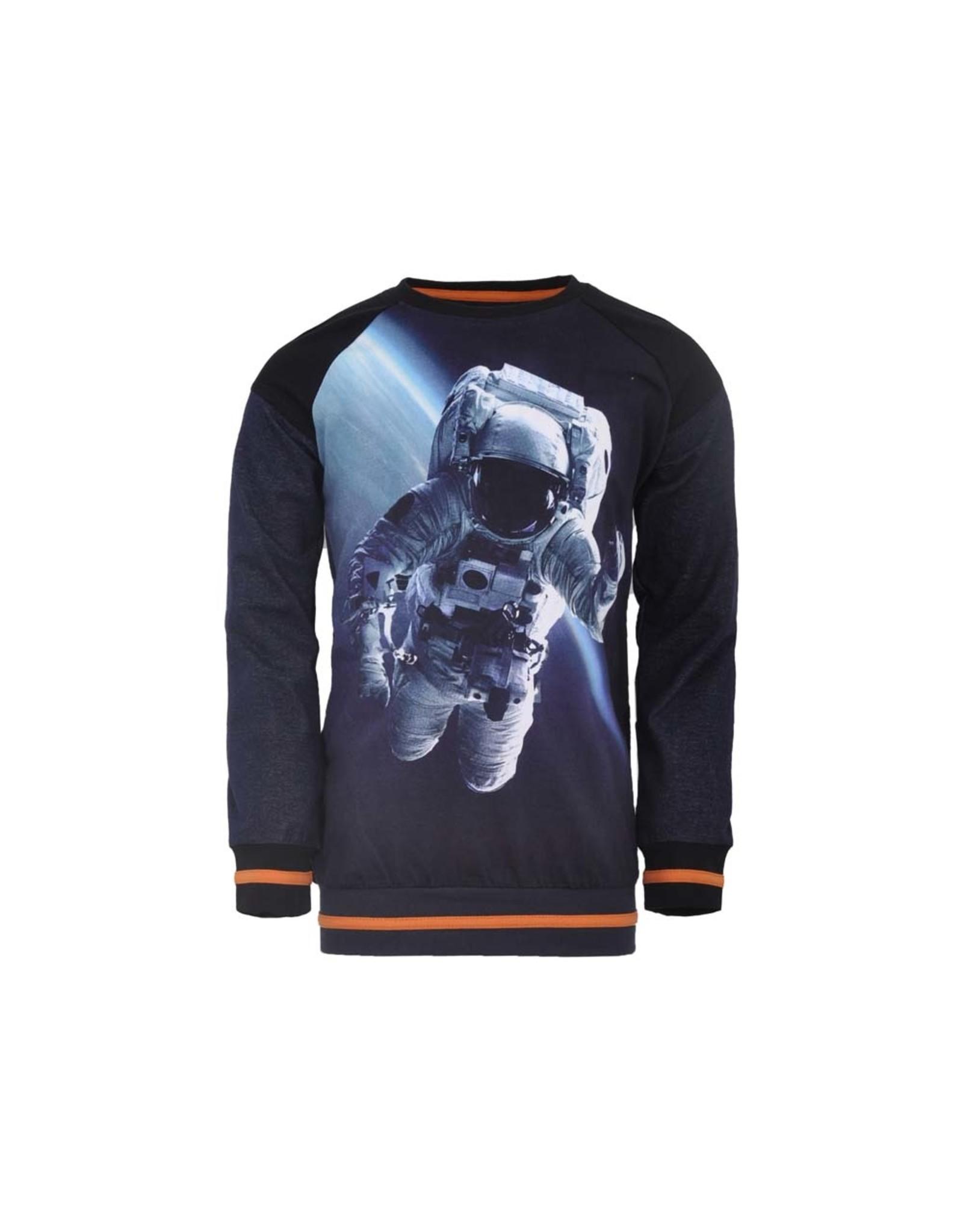 Legends Legends jongens sweater Joep Dark Blue