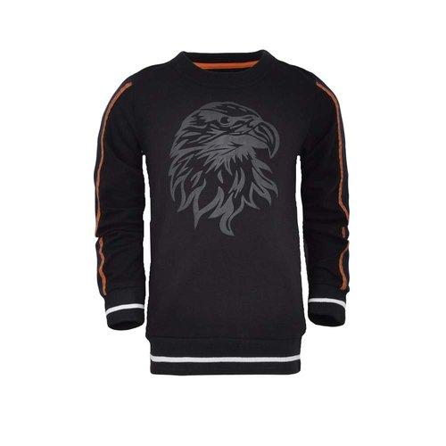 Legends Legends jongens sweater Sven Black