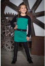 Lovestation Love Station meiden leatherlook legging Black W21