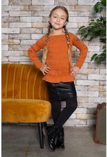 NAIS NAIS meisjes shirt Heidi Rust