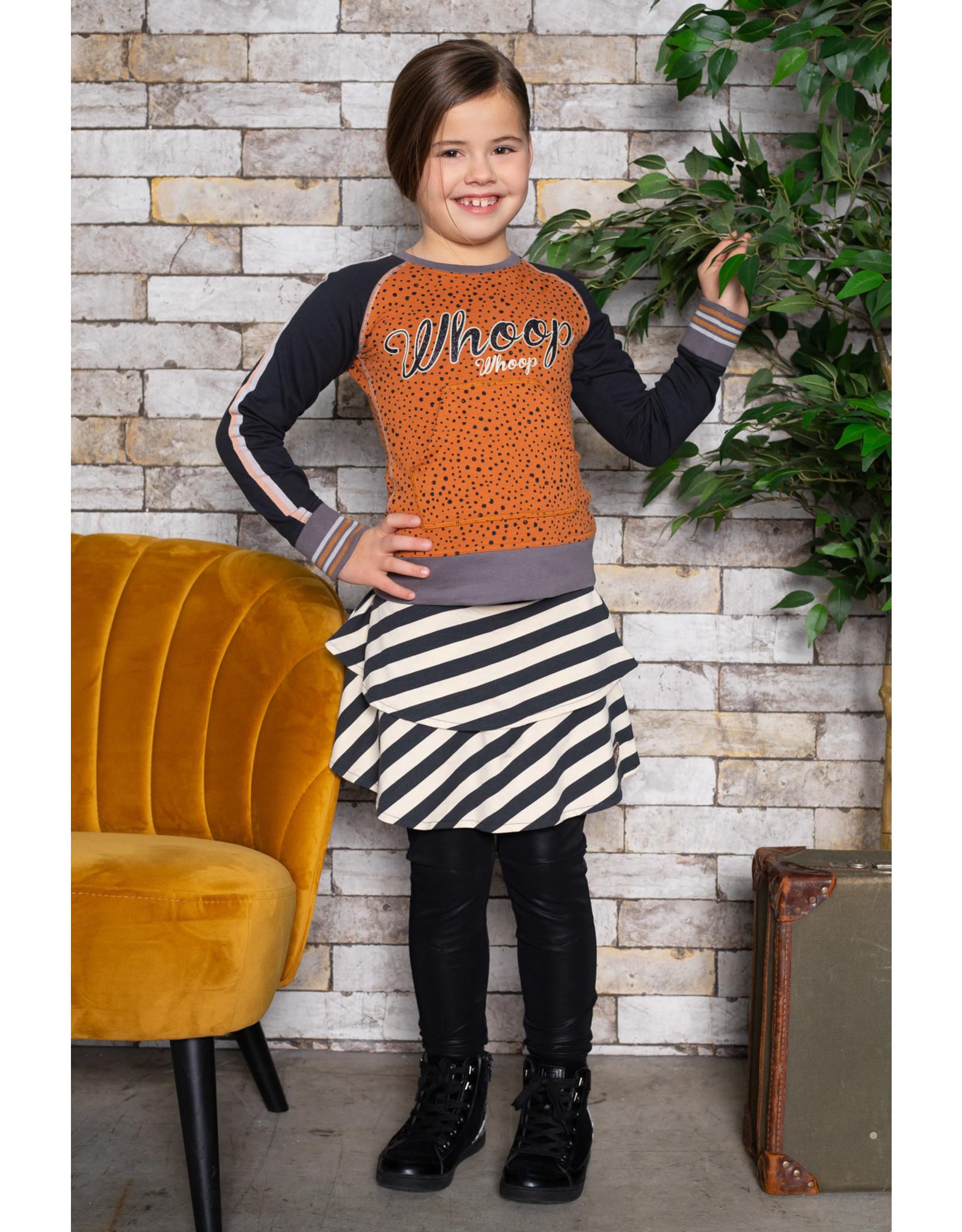 NAIS NAIS meisjes sweater Helene Rust