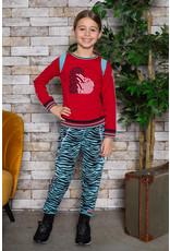 NAIS NAIS meisjes sweater Helga Chili